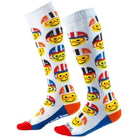 O'Neal Pro MX Socken Emoji Racer multi